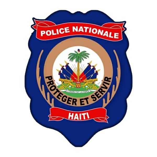 Blason Police Nationale d'Haïti