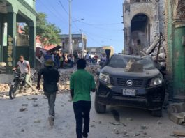 Séisme Haïti 14 août 2021